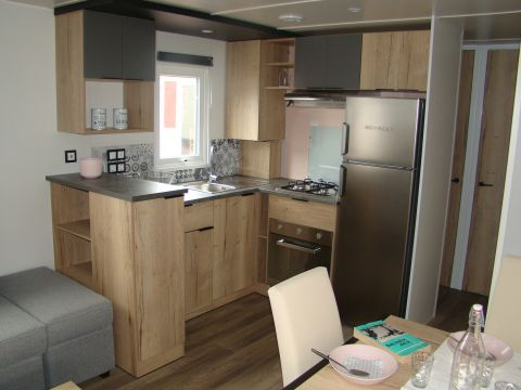 Mobile home in Les mathes - Vacation, holiday rental ad # 62273 Picture #0