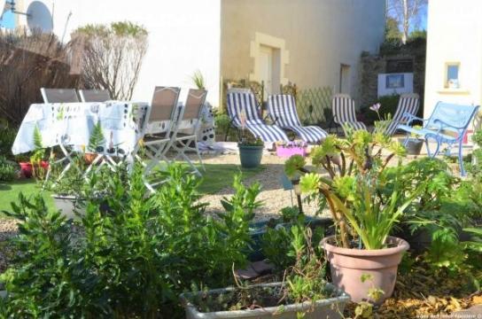 Maison Roscoff - 4 personnes - location vacances  n°62276