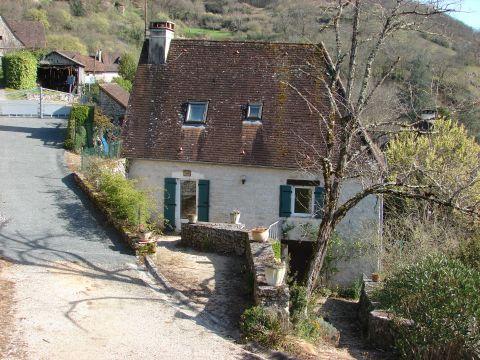 Gite Lacave 46200 - 5 personnes - location vacances  n°62280