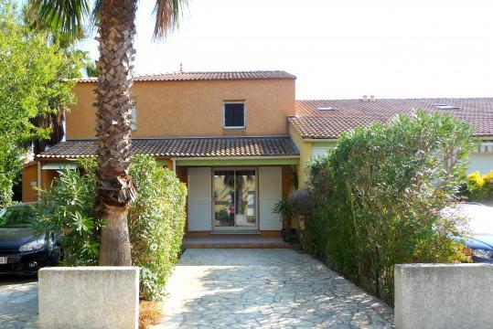 Maison 6 personnes Valras-plage - location vacances  n°62285