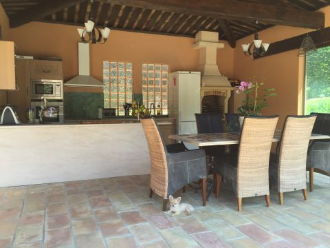 House in Mouans sartoux - Vacation, holiday rental ad # 62305 Picture #4