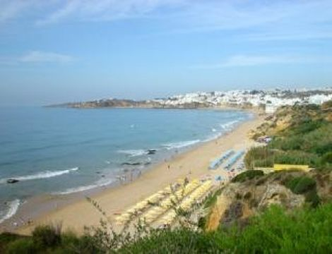 Flat in Albufeira - Vacation, holiday rental ad # 62310 Picture #1