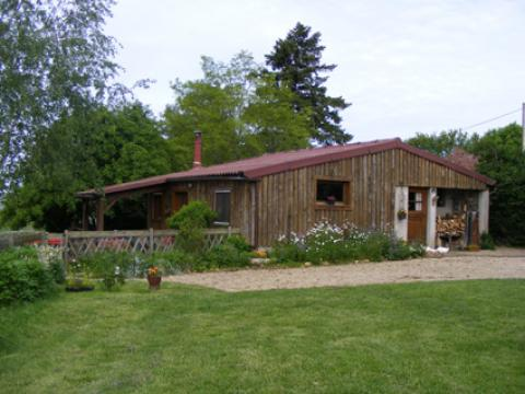 Gite Saint-julien-de-jonzy - 8 people - holiday home