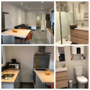 Studio in Sète - Vacation, holiday rental ad # 62349 Picture #1
