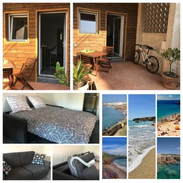 Studio in Sète - Vacation, holiday rental ad # 62349 Picture #2