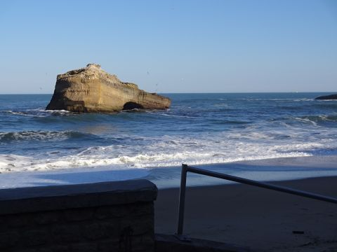 Flat in Biarritz - Vacation, holiday rental ad # 62383 Picture #1
