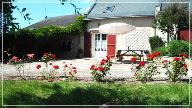 Gite in Saumur - Vacation, holiday rental ad # 62510 Picture #0