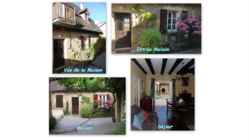 Maison Carsac-aillac - 8 personnes - location vacances  n°62528