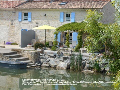 Gite La Taillée - 5 personen - Vakantiewoning  no 62537