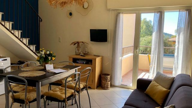 Appartement in L'Ile Rousse - Anzeige N°  62543 Foto N°4 thumbnail
