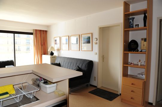 Flat in De Panne - Vacation, holiday rental ad # 62556 Picture #5
