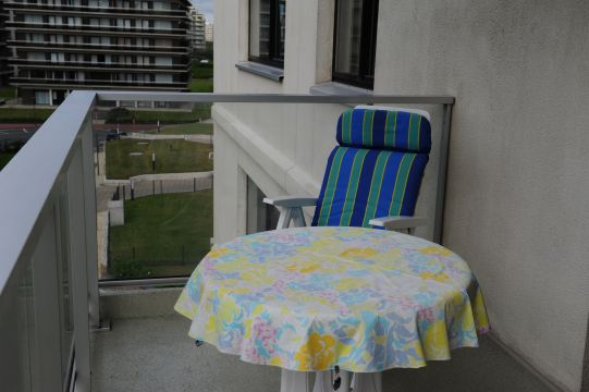 Flat in De Panne - Vacation, holiday rental ad # 62556 Picture #7