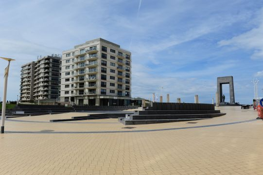 Flat in De panne for rent for  4 people - rental ad #62556