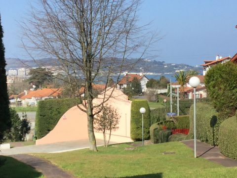 Flat in Hendaye - Vacation, holiday rental ad # 62562 Picture #0
