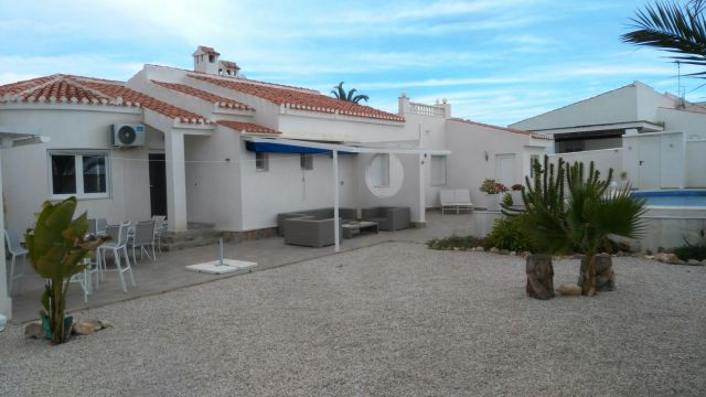 House in Torrevieja - Vacation, holiday rental ad # 62565 Picture #1