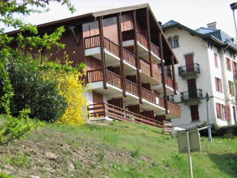 Chalet in Saint Gervais-les-Bains - Vacation, holiday rental ad # 62596 Picture #0