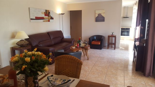 House in POMEROLS - Vacation, holiday rental ad # 62633 Picture #2