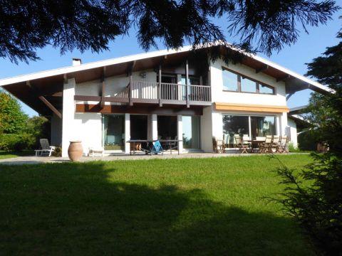 Maison à Saint jean de luz à louer pour 15 personnes - location n°62643