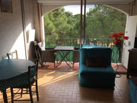 Flat in Argelès plage - Vacation, holiday rental ad # 62684 Picture #4