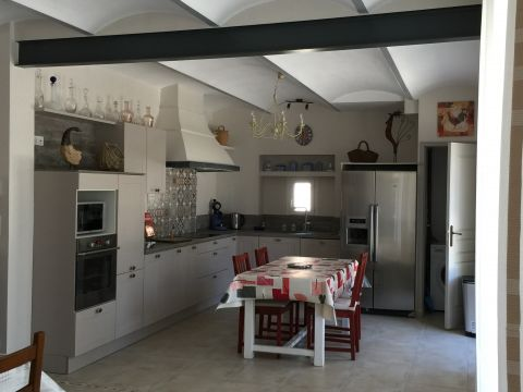 House in Caux - Vacation, holiday rental ad # 62711 Picture #3