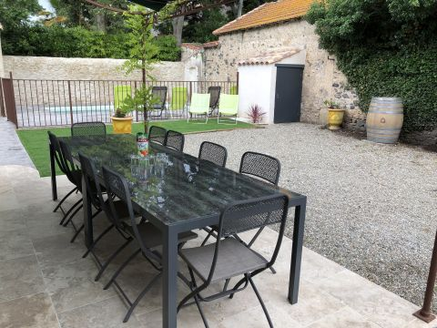 House in Caux - Vacation, holiday rental ad # 62711 Picture #5