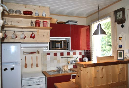 Chalet in Samoens - Vacation, holiday rental ad # 62712 Picture #2
