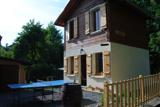 Chalet in Samoens - Vacation, holiday rental ad # 62712 Picture #6