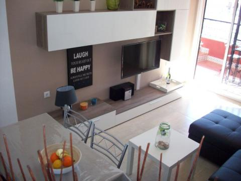 Flat Orihuela Costa - 4 people - holiday home  #62762