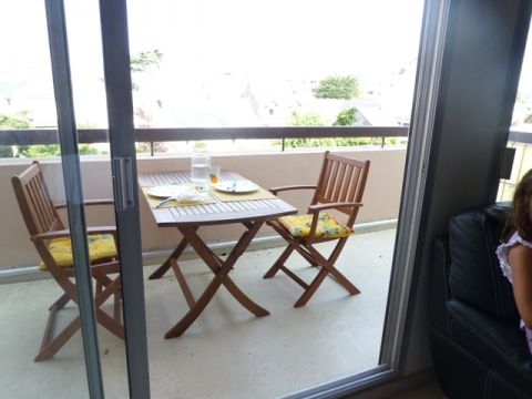 Flat in Le Pouliguen - Vacation, holiday rental ad # 62790 Picture #2