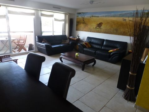 Flat in Le Pouliguen - Vacation, holiday rental ad # 62790 Picture #0