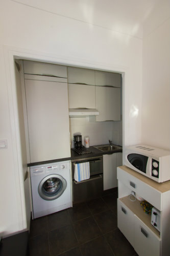Flat in Cagnes sur Mer - Vacation, holiday rental ad # 62814 Picture #6