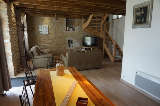 Gite in Questembert - Vacation, holiday rental ad # 62825 Picture #4