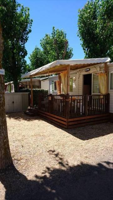 Mobil-home 8 personnes Valras Plage - location vacances  n°62897