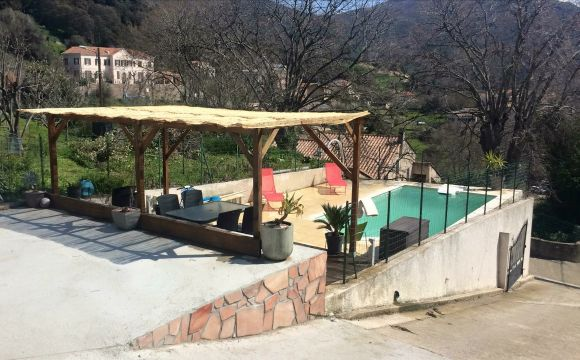 House in Appietto  - Vacation, holiday rental ad # 62899 Picture #0