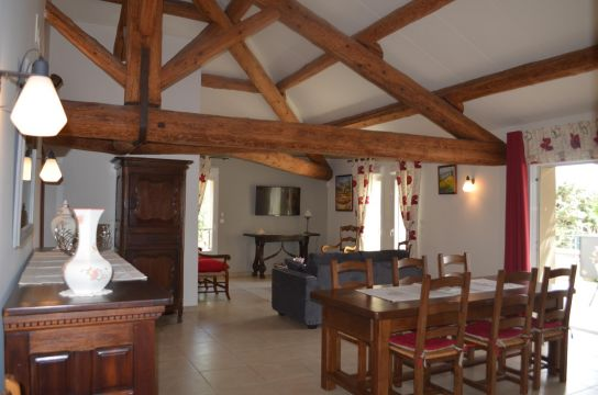 Gite in Lespignan - Vacation, holiday rental ad # 62917 Picture #1