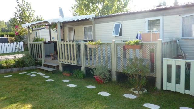 Mobile home Les Mathes - 5 people - holiday home  #62971