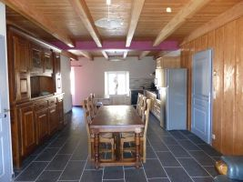 Gite Sagnes Et Goudoulet - 4 people - holiday home  #62286