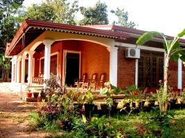 House Sigiriya - 9 people - holiday home  #62388