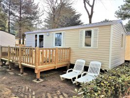 Mobile home in Saint jean de monts for   6 •   4 stars