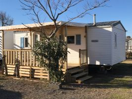 Mobile home Serignan - 6 people - holiday home  #62401