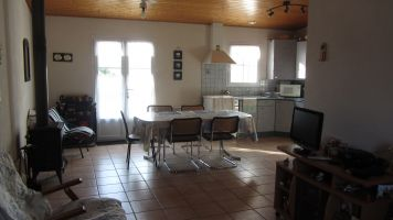 House Notre Dame De Monts - 4 people - holiday home  #62417