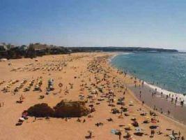 Appartement à Praia da rocha pour  5 •   vue sur mer