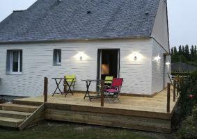 Maison Trégastel - 7 personnes - location vacances  n°62474