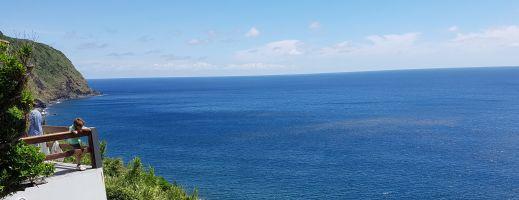 Pedreira -    vue sur mer