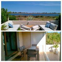 Maison à Gruissan pour  4 •   vue sur mer   n°62722