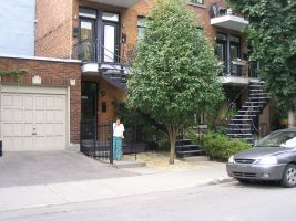 Casa Montréal - 2 personas - alquiler n°62751