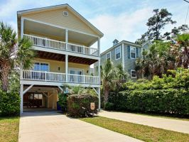 House Surfside Beach - 10 people - holiday home  #62800