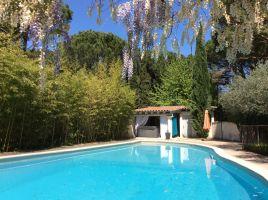 House 15 people Castillon-du-gard - holiday home  #62804