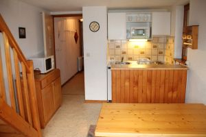 Studio Praz Sur Arly - 8 people - holiday home  #62813