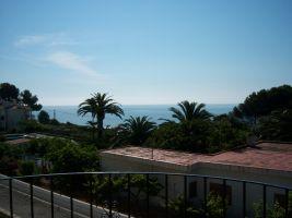 Appartement à Peniscola pour  4 •   vue sur mer